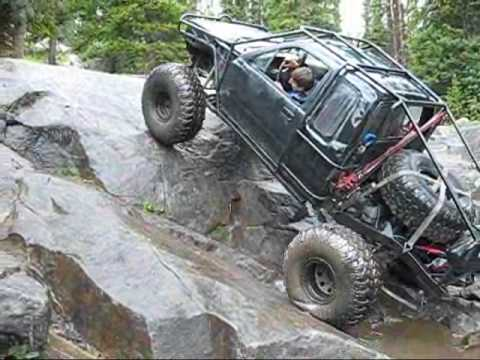 Colorado 4Runner Jamboree - Holy Cross - July 31st, 2009 (видео)
