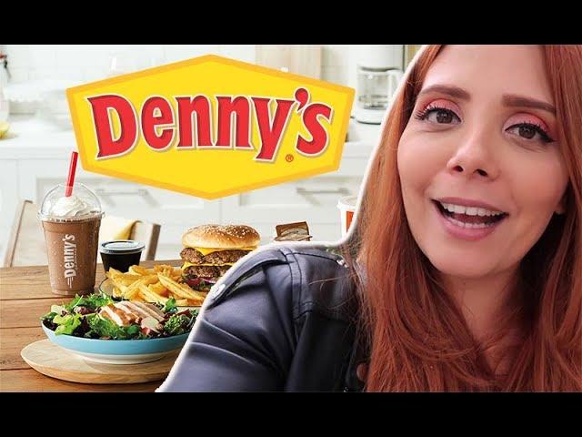 Clau Te Leva EUA: Denny's | Claudinha Stoco - Claudinha Stocco