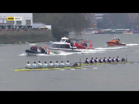 The 164th Men's Boat Race