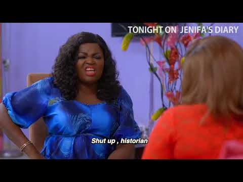 Jenifa's diary Season 16 Episode 11- showing tonight on AIT (ch 253 on DSTV), 7.30pm