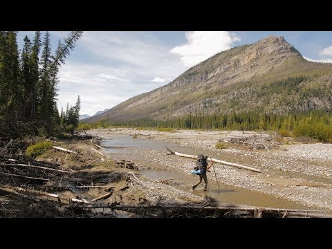Hiking the Clearwater River - Episode 2