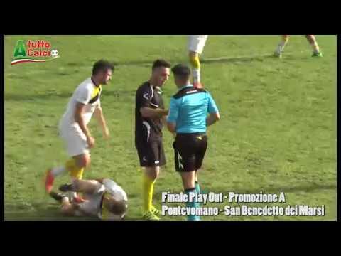 Gir.A. Finale Play Out, Pontevomano - San…