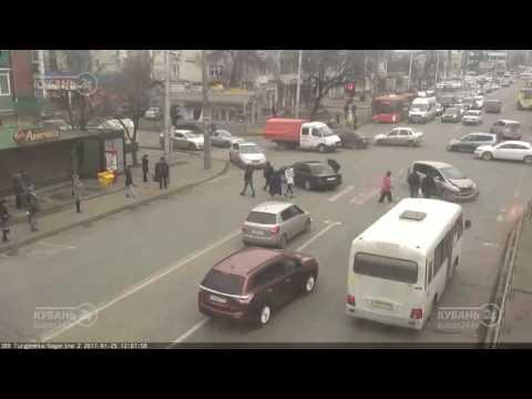 ДТП в Краснодаре
