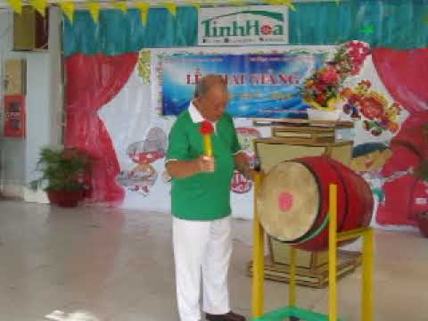 Lễ Khai Giảng Trường Song Ngữ Tinh Hoa năm 2017-2018