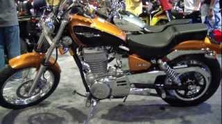 7. 2013 Suzuki S40 Savage 650 Motorcycle