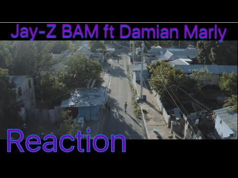 Jay-Z - Bam ft. Damian Marly Music Video Reaction