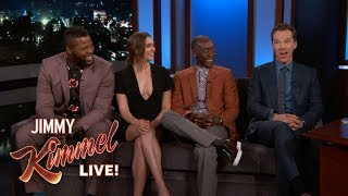 Video Avengers Cast Reveals Reaction When Visiting Comic Book Stores MP3, 3GP, MP4, WEBM, AVI, FLV Mei 2019