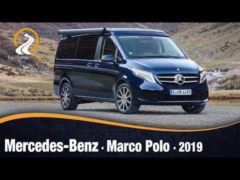 Modelos de uñas - Mercedes-Benz Marco Polo 2019  Información y Review