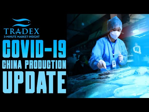 3MMI - COVID-19 China Production Update, Tensions with Russia