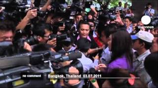 Yingluck Shinawatra Wins Thailand Election - No Comment