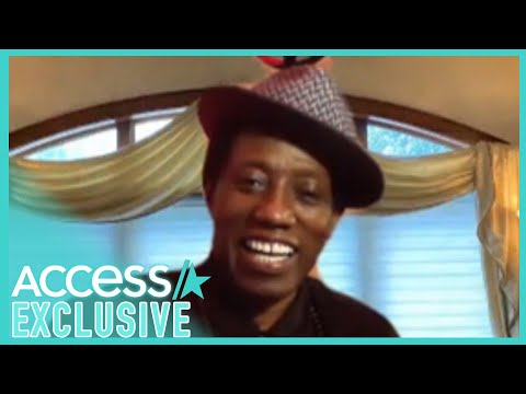 Wesley Snipes Says A Fan Inspired Him Not To Quit Movies