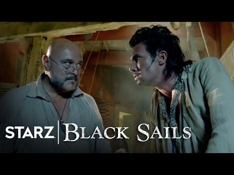 Black Sails   Season 1, Episode 3 Clip: Perhaps   STARZ