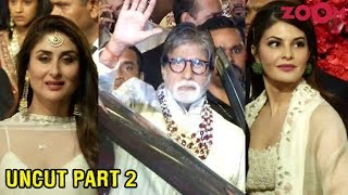 Video Isha Ambani & Anand Piramal Grand Wedding | Jacqueline, Janhvi, Kareena, Sonam, Amitabh & more MP3, 3GP, MP4, WEBM, AVI, FLV Januari 2019