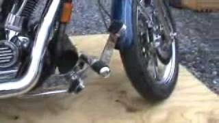 7. 1993 Harley Davidson Dyna Pt 1