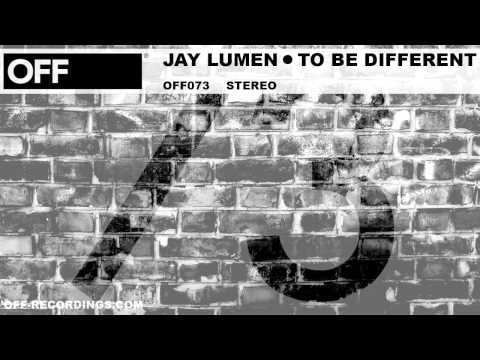 Jay Lumen - To Be Different - OFF073
