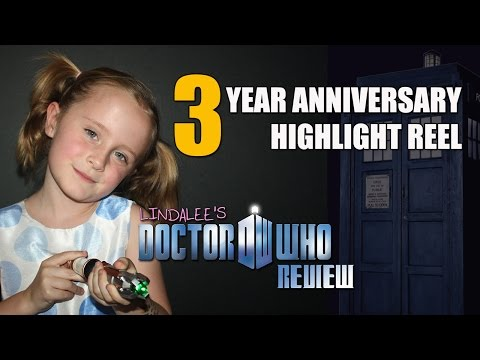 Third Anniversary of World's Youngest Doctor Who YouTuber Debut