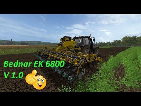 Bednar EK 6800 v1.0
