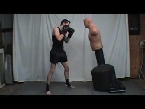 Каратэ, кикбоксинг, удары ногами (видео)