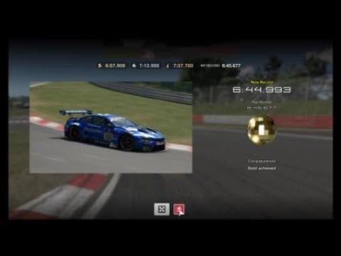 GT SPORT - Circuit Experience / Nurburgring