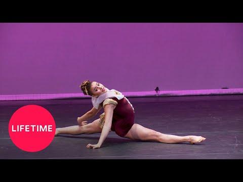 "Dance Moms: Kalani's Solo ""Reign"" (Season 5) | Lifetime"