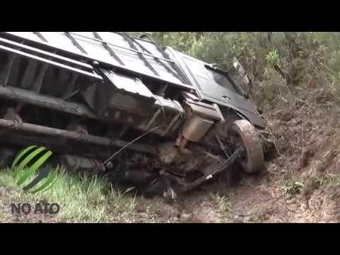 Dois feridos graves em pancada envolvendo Caminhão Boiadeiro e Fusion na 282