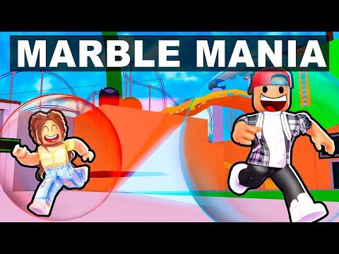 ROBLOX MARBLE MANIA...
