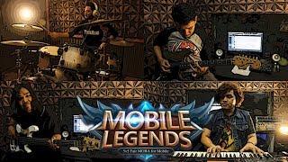 Download Lagu Mobile Legend Soundtrack Menu Music Rock Cover by Sanca Records Mp3