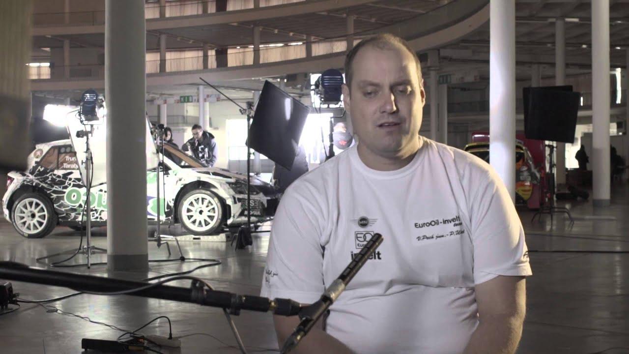 Bezpečnost rally: Díl třetí – Václav Pech