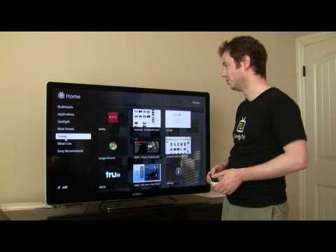 how to update sony google tv
