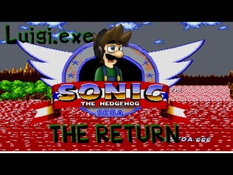 LUIGI GAME.EXE - THE RETURN - TO BE CONTINUED?!
