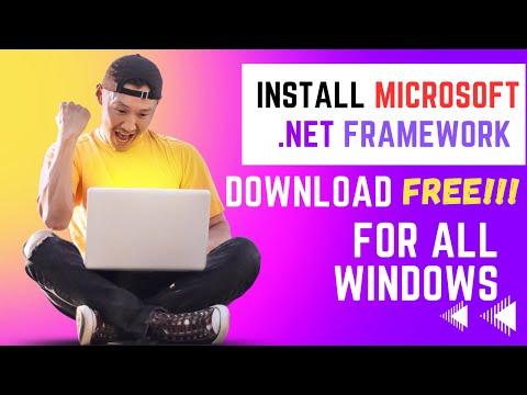 microsoft net framework 4.6 1 for windows 7 32/64 bit