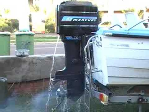 Outboard Boat Motor Specs | eHow.com