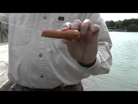 Best Ever Catfish Fishing tip, Hot dog bait rig for Channel Blue Flathead Wels Ginch Cats