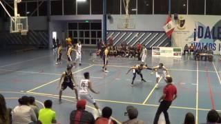 Liga Deportiva Mixta de Basquetball de Lima (LBL) - Superior Varones - Apertura - Play Off Semifinal - 2da. Fecha