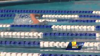 Competitive Swimmer Drowns
