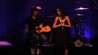 Daniela Herrero, le hizo un gran homenaje a Spinetta