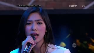 Video Special Performance : Isyana Sarasvati Feat Gamaliel - Terpesona MP3, 3GP, MP4, WEBM, AVI, FLV Oktober 2017