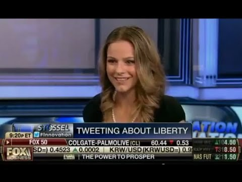 Julie Borowski on the Stossel Show with John Stossel