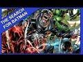The Search For Batman   Dark Nights Metal #3