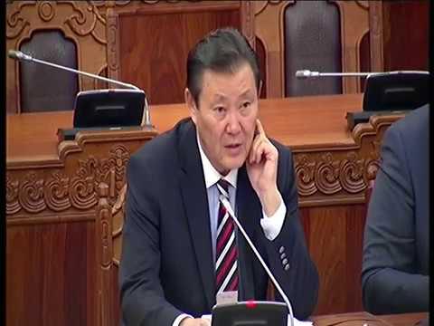 Д.Тэрбишдагва: Монголын төрийн тогтвортой үйл ажиллагаа алдагдаж байна
