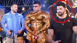 Salman Khan Gym Workout With Body Builder Sergi Constance