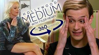 Video Hollywood Medium Connects Me With My Late Mom (360 VR) | Gigi Gorgeous MP3, 3GP, MP4, WEBM, AVI, FLV Juli 2018