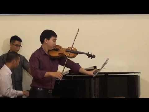 Vivaldi Autumn solo Hoang Tung