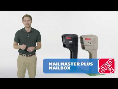 Step2 MailMaster Plus Mailbox