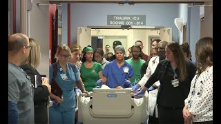 UMC staff honor organ donor Michael Sigler