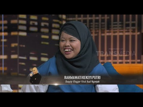 Download Video Rahmawati Kekeyi, BEAUTY VLOGGER Fenomenal | HITAM PUTIH (07/11/18) Part 1