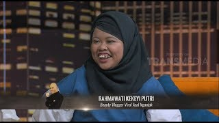 Video Rahmawati Kekeyi, BEAUTY VLOGGER Fenomenal | HITAM PUTIH (07/11/18) Part 1 MP3, 3GP, MP4, WEBM, AVI, FLV Januari 2019