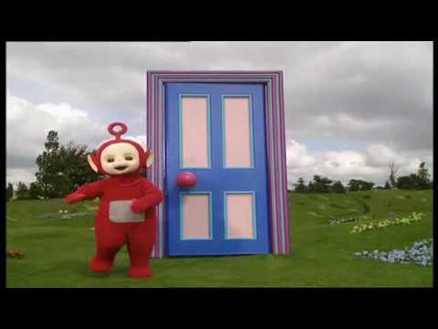 Teletubbies  -   Eine Tür