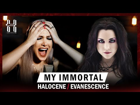"Evanescence  ""My Immortal"" Cover by Halocene"