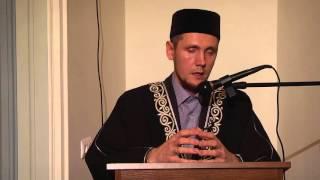 Нияз хазрат Сабиров. Урок в Галеевской мечети.